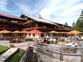 Familienurlaub im Allgäuer Berghof