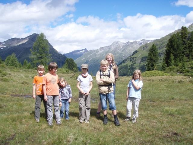 """Urlaub mit der Familie im Hotel """"Jesacherhof"""""""