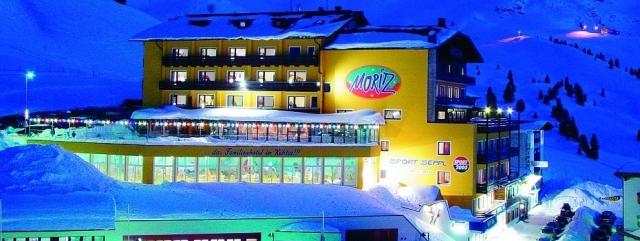 """Top Winterurlaub mit der Familie im Hotel """"Moritz"""""""