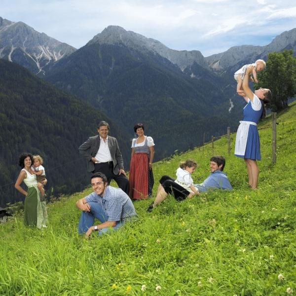 Familienurlaub im Berghotel Zirm ****
