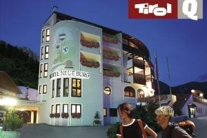 Hotel Neue Burg ****