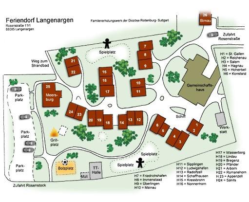 Familienferiendorf Langenargen